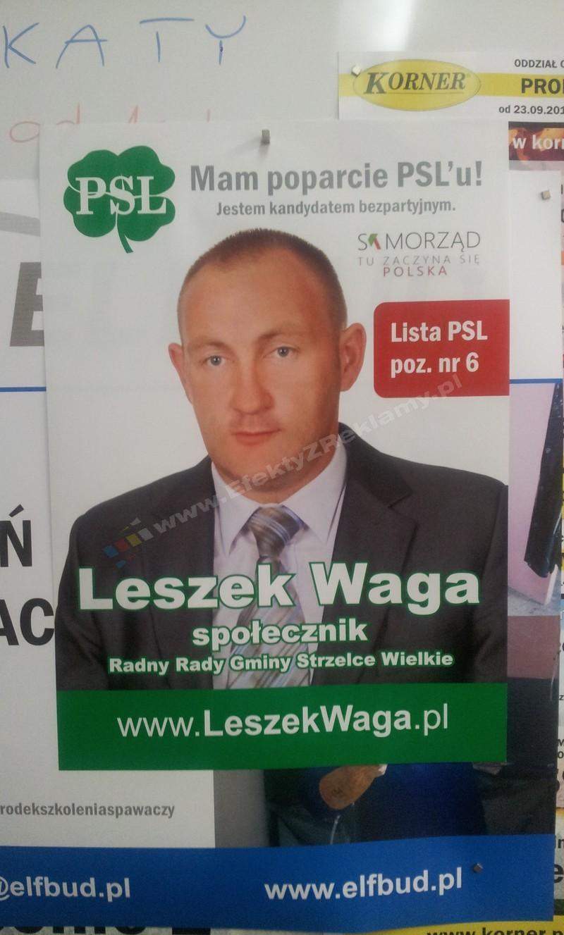 Plakaty Wyborcze Ulotki Częstochowa